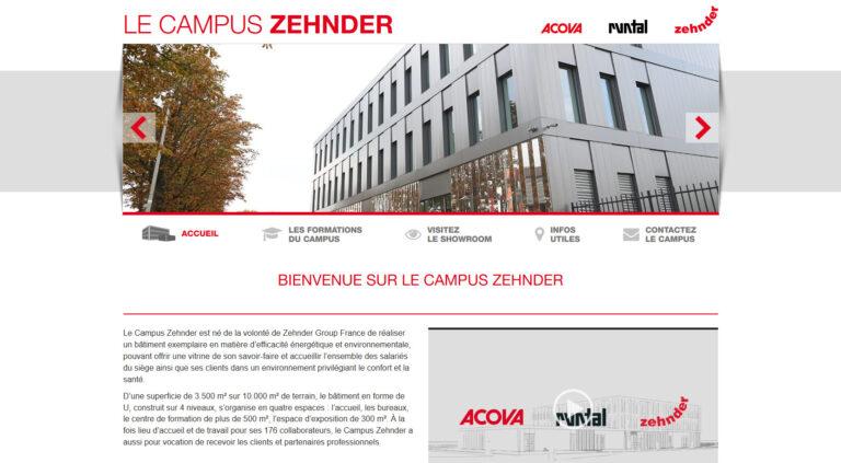 Le Campus Zehnder