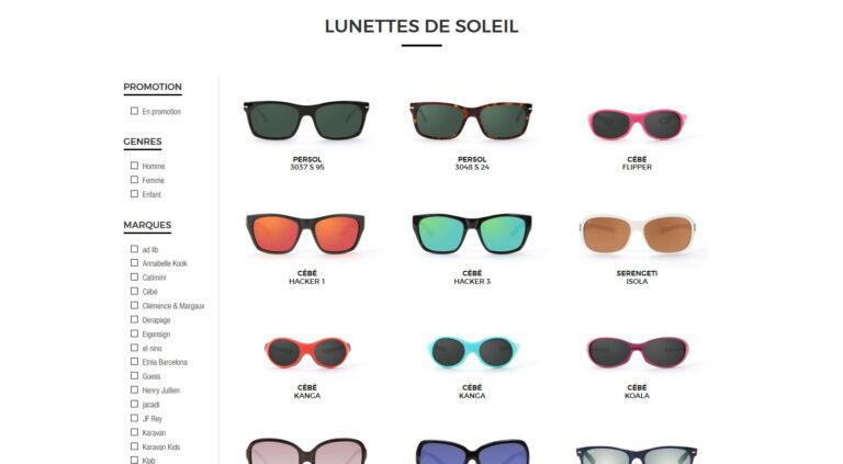 L'Opticien Lunetier