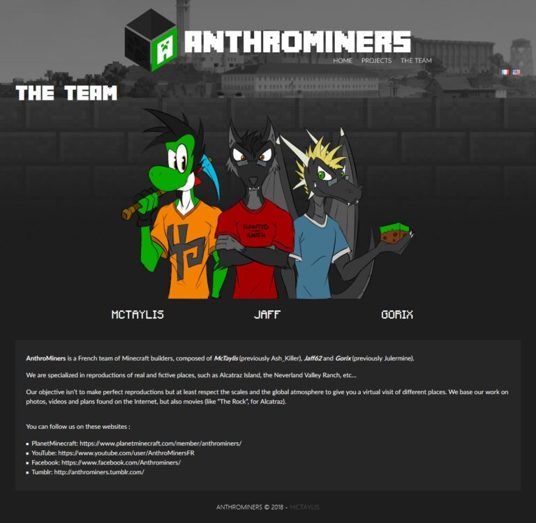 AnthroMiners